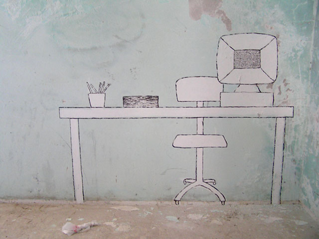 Front desk Kampolis