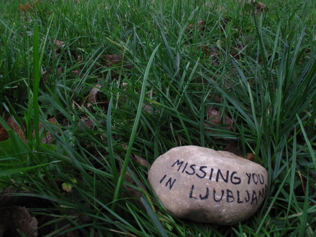 missing you in ljubljana